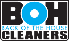 Back of the House Cleaners